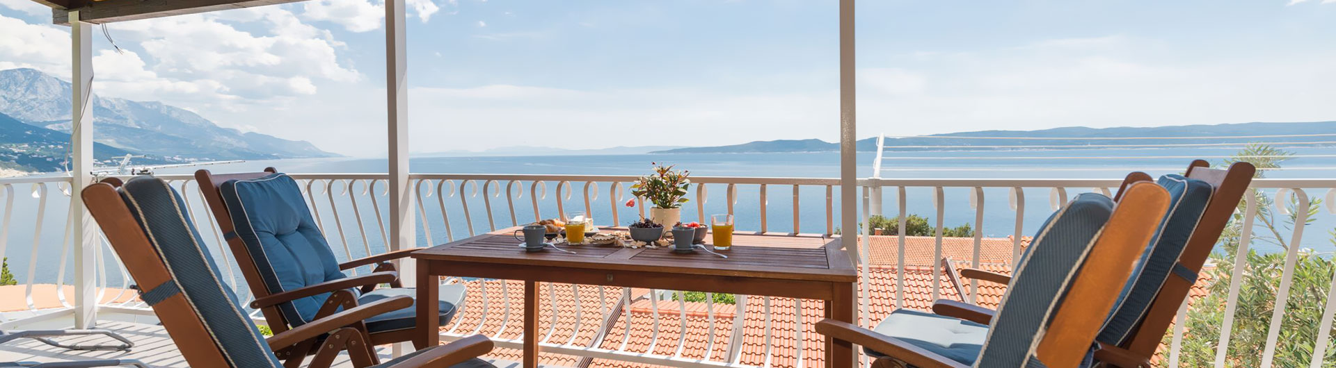 New renovated appartments for rental on Adriatic coast
